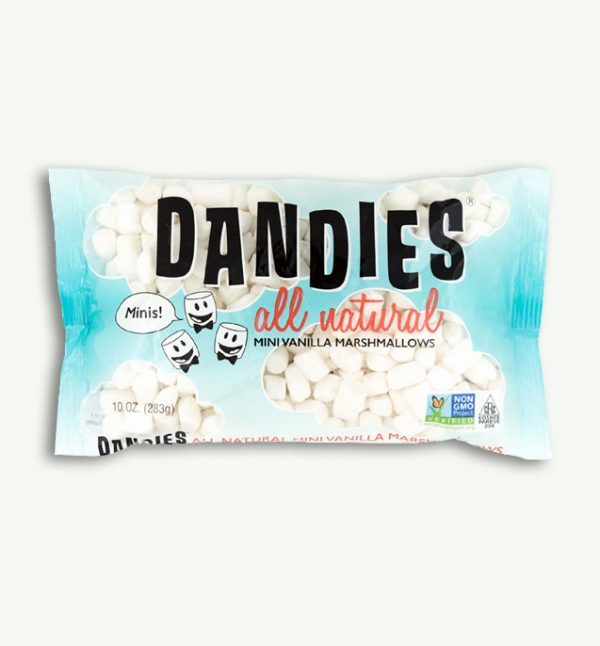Dandies Classic Vanilla Mini Marshmallows