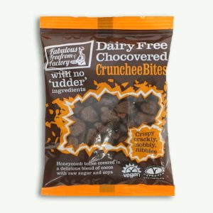 Dairy Free Chococovered Crunchee Bites