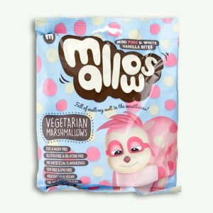 Mallows vegetarian marshmallows