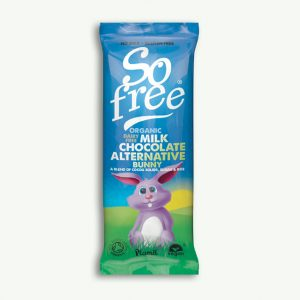 So Free Dairy Free Vegan Chocolate Bunny