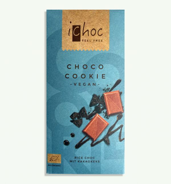 I Choc Choco Cookie vegan chocolate