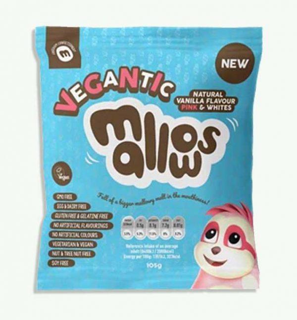 Vegantic Mallows Marshmallows