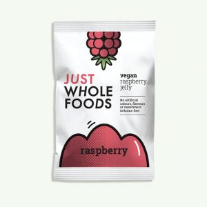 Just Whole Goods Raspberry jelly
