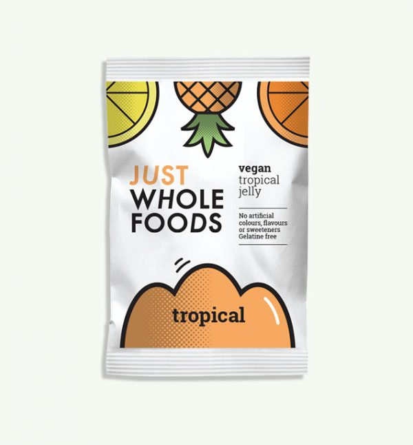 Just Whole Goods Tropical jelly