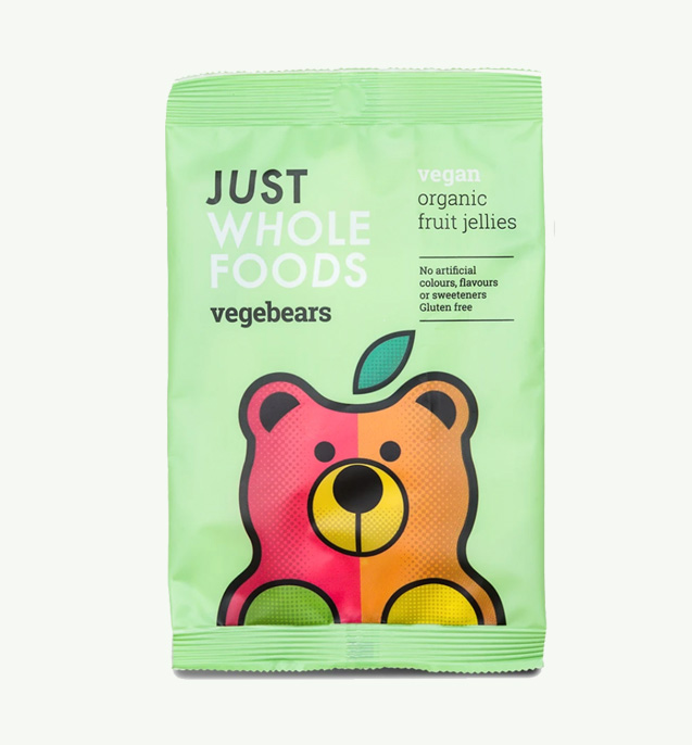 Just Whole Foods vegan Vegebears
