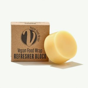 The Vegan Food Company, vegan food wrap refresher block