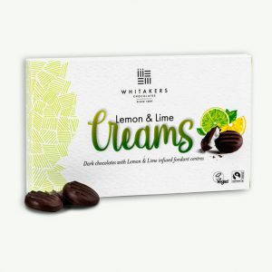 Whitakers Creams Lemon and Lime