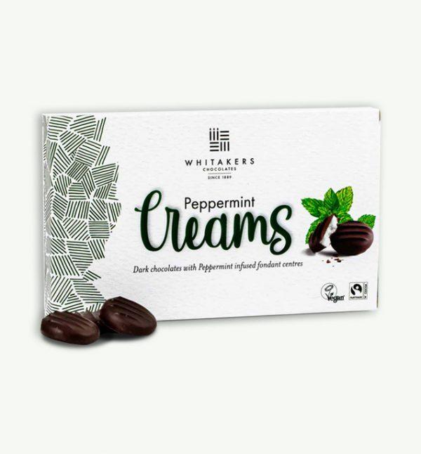 Whitakers Vegan Mint Creams