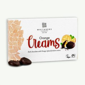 Whitakers Creams Orange