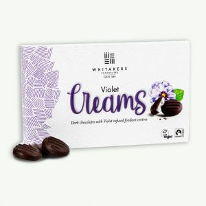 Whitakers Vegan Violet Creams