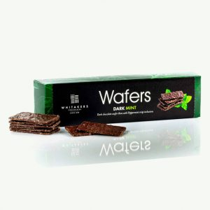 Whitakers Vegan Wafers Chocolate Thins
