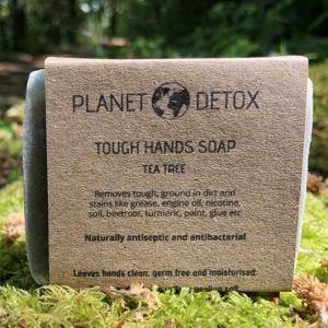 Planet Detox Tough Hands Tea Tree Hand Soap