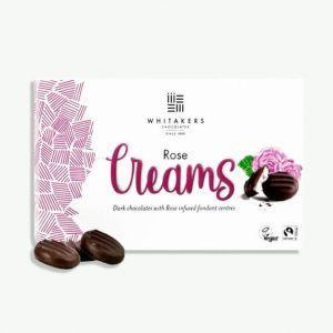 Whitakers Rose Creams