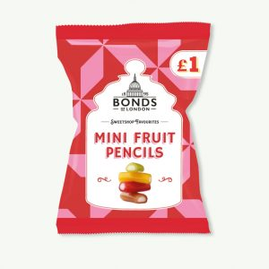 Mini Fruit Pencils Bonds of London