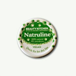 Natruline 100% Vegan Natural Lip Balm