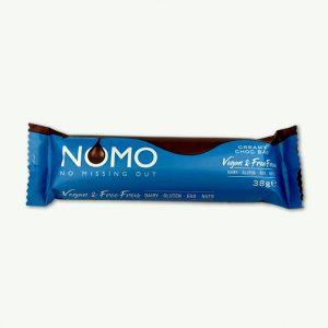 NOMO Creamy Vegan Chocolate Bar Dairy Free, gluten free