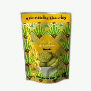 Sweets in the City - Pineapple and Coconut