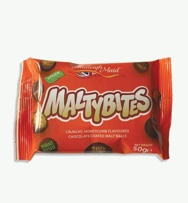 Maltybites at Goodness Goodies