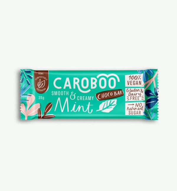 Caroboo Mint Bar