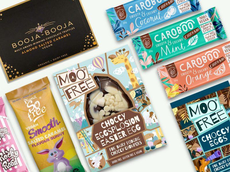 dairy free chocolates