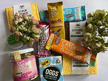 Spring products at Goodness Goodies