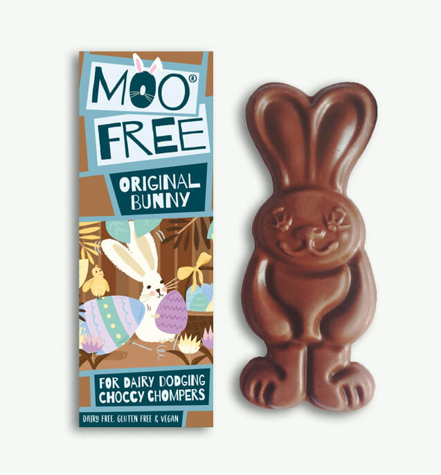 Moo Free Bunny