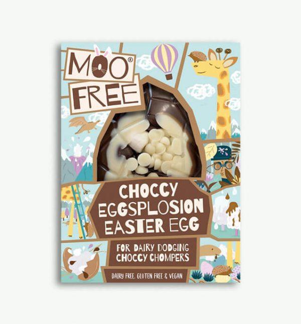 Moo Free Eggsplosion Easter Egg