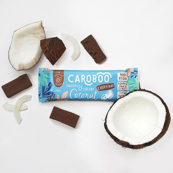 Caroboo Coconut