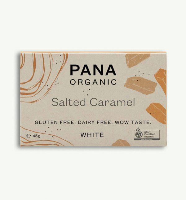 PANA Organic Salted Caramel
