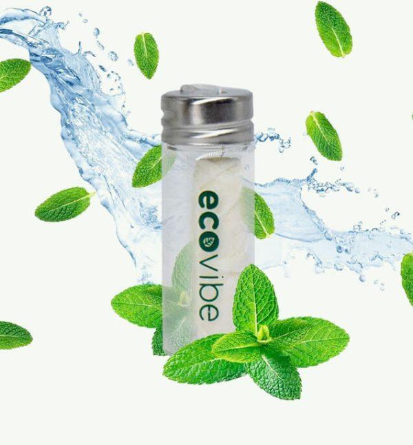 Eco Vibe dental floss