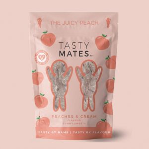 tasty mates peach
