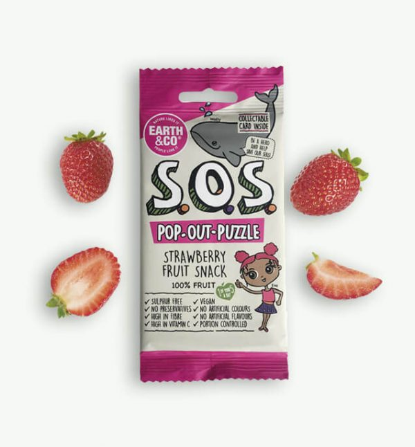 Earth & Co SOS Strawberry