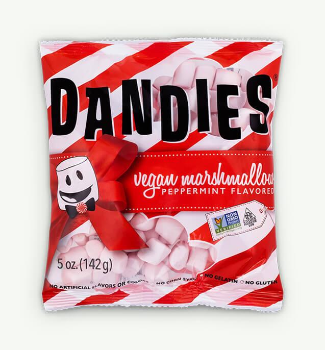 Dandies Peppermint Mini Marshmallows